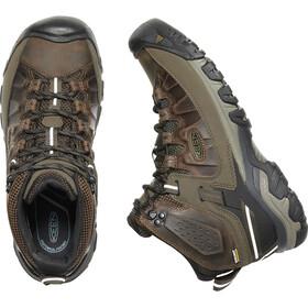 Keen Targhee III Mid WP Shoes Men canteen/mulch